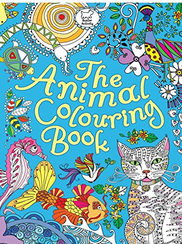 The Animal Colouring Book By Beth Gunnell