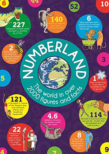 Numberland by Marianne Taylor