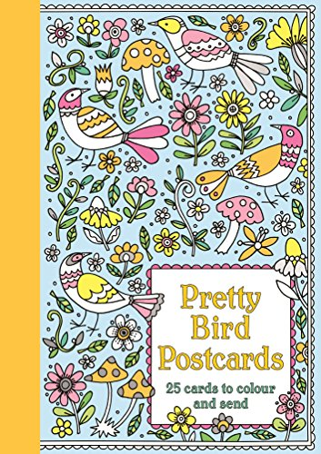 Pretty Bird Postcards By Various