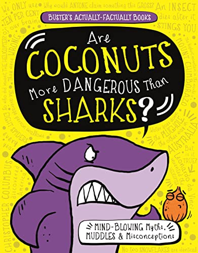 Are Coconuts More Dangerous Than Sharks? By Guy Campbell