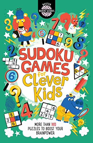 Sudoku Games for Clever Kids By Gareth Moore