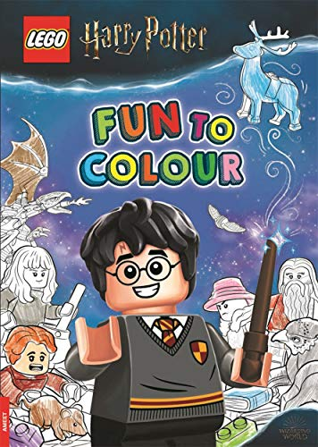 LEGO (R) Harry Potter (TM): Fun to Colour By Buster Books