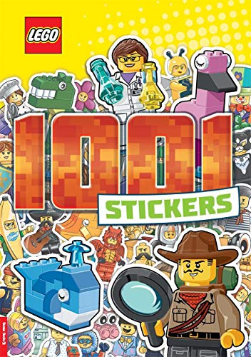 LEGO (R) Iconic: 1,001 Stickers By Buster Books