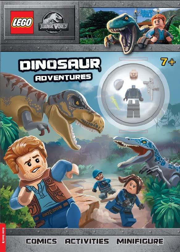 LEGO (R) Jurassic World (TM): Dinosaur Adventures By Buster Books