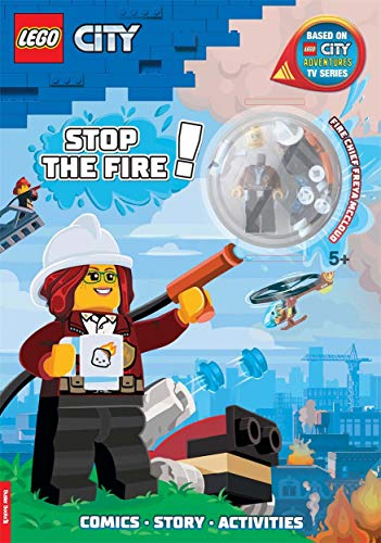 LEGO (R) City: Stop the Fire! By Buster Books