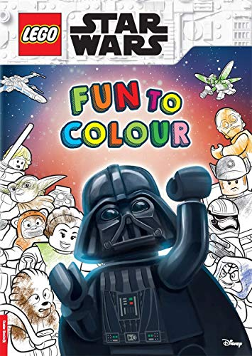 LEGO (R) Star Wars (TM): Fun to Colour By Buster Books