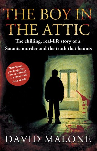The Boy in the Attic By David Malone