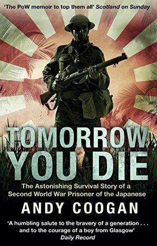 Tomorrow You Die By Andy Coogan