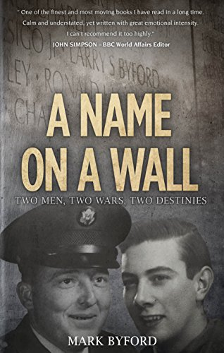 A Name on a Wall By Mark Byford