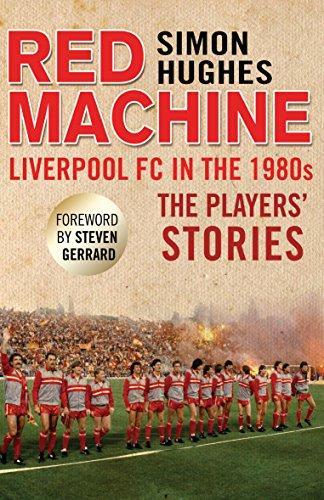 Red Machine By Simon Hughes