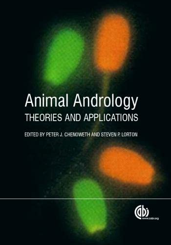 Animal Andrology By P. Brian (School of Medical Sciences, Australia)