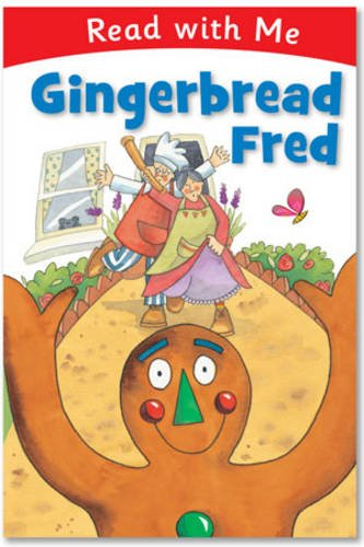 Gingerbread Fred By Nick Page