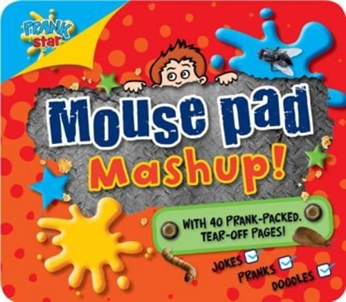 Desktop Doodler Mouse Pad von Tim Bugbird