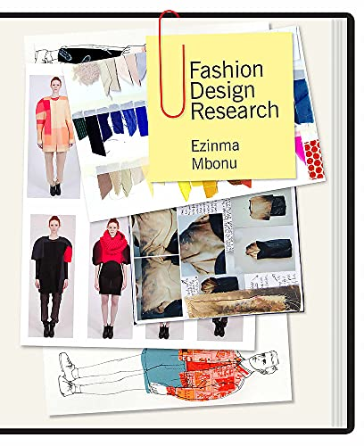 Fashion Design Research By Ezinma Mbonu