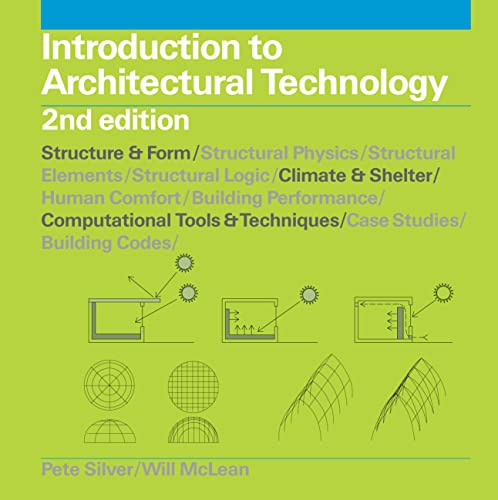 Introduction to Architectural Technology By William McLean