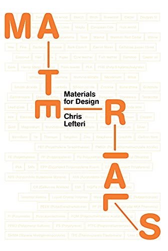 Materials for Design By Chris Lefteri
