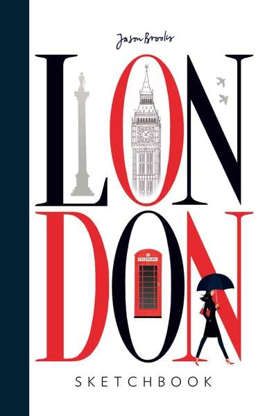 London Sketchbook By Jason Brooks