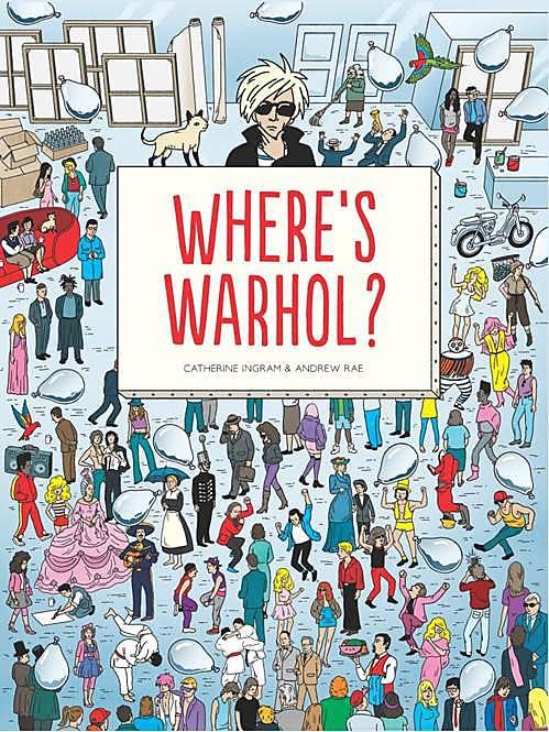 Where's Warhol? By Catherine Ingram