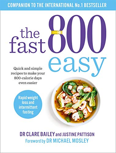 The Fast 800 Easy By Dr Clare Bailey