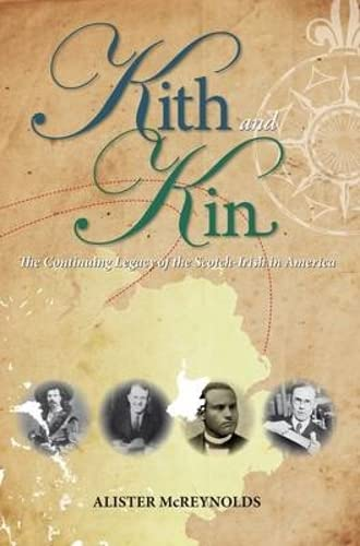 Kith and Kin By Alister McReynolds