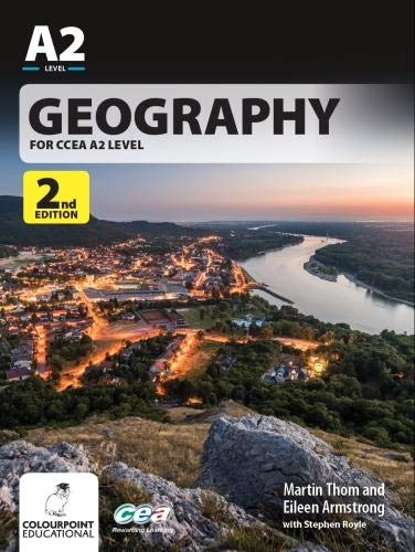 Geography for CCEA A2 Level By Martin Thom