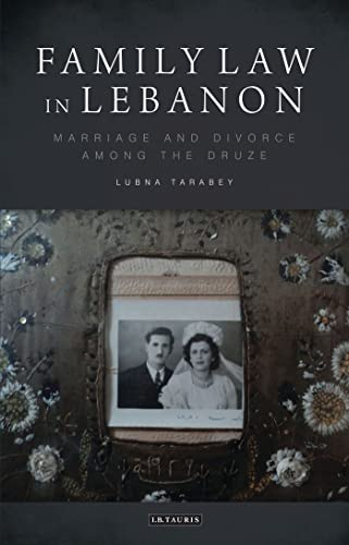 Family Law in Lebanon By Lubna Tarabey
