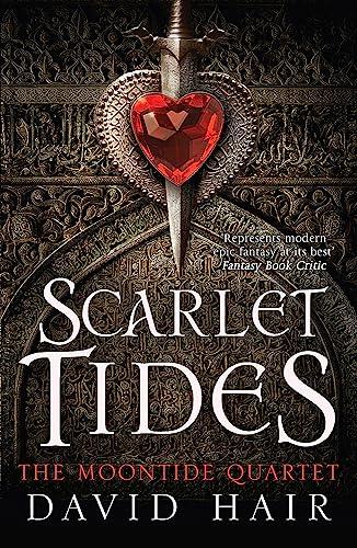 Scarlet Tides By David Hair