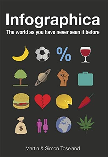 Infographica: The World As You Have Never Seen It Before by Martin Toseland