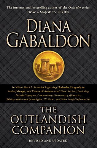 The Outlandish Companion Volume 1 (Outlander) By Diana Gabaldon