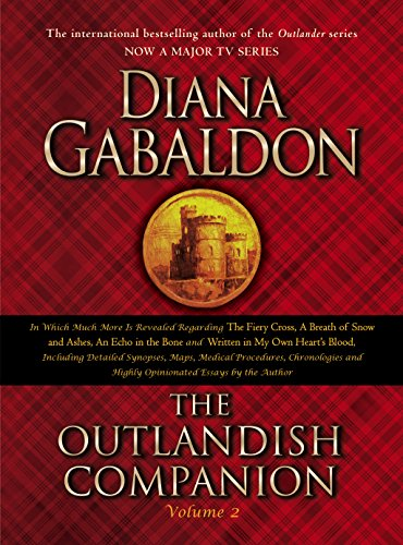The Outlandish Companion Volume 2 (Outlander) By Diana Gabaldon
