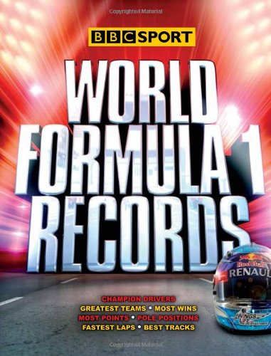 BBC Sport World Formula 1 Records: 2013 by Bruce Jones