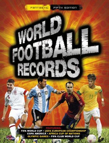 World Football Records by Keir Radnedge