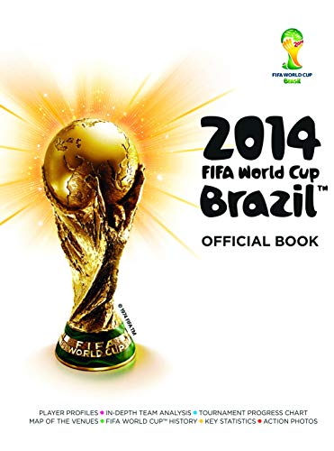 2014 FIFA World Cup Brazil Official Book by Andrew McDemortt