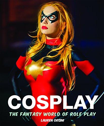 Cosplay By Lauren Orsini