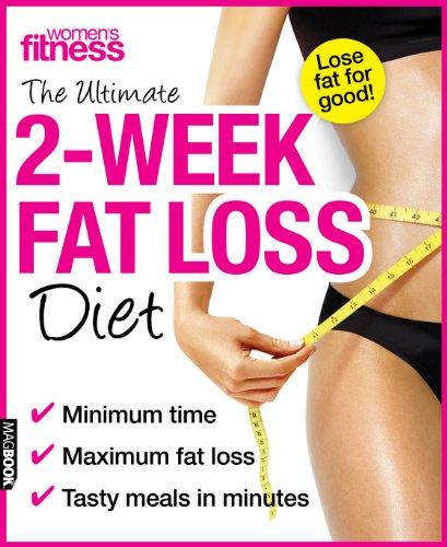 Women's Fitness 2 Week Fat Loss Diet By Joanna Knight