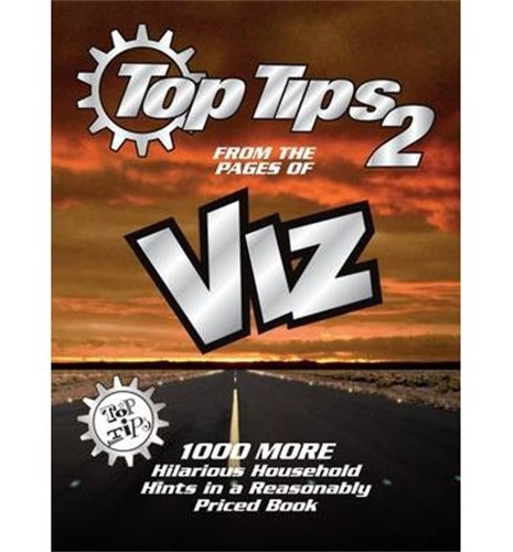 Viz Top of the Tips 2 by Viz