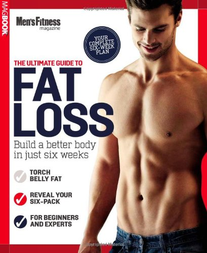 Men's Fitness Guide to Fat Loss By Jon Lipsey