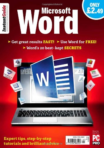 Microsoft Word Instant Guide By PC Pro