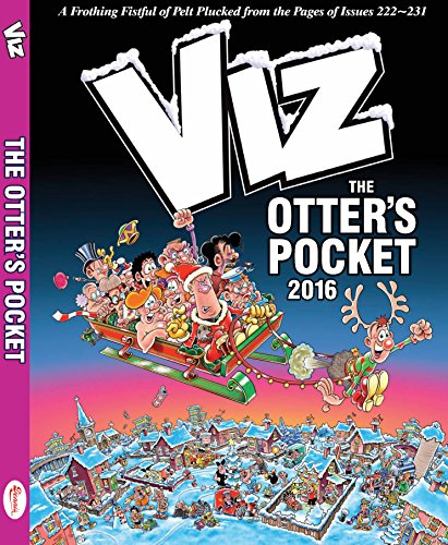 VIZ Annual: The Otters Pocket: 2016 by