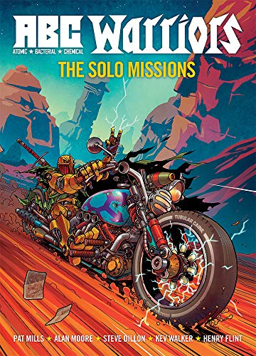 A.B.C. Warriors: Solo Missions by Pat Mills