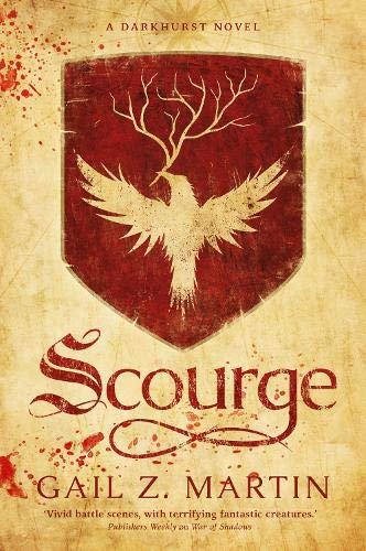 Scourge By Gail Z. Martin
