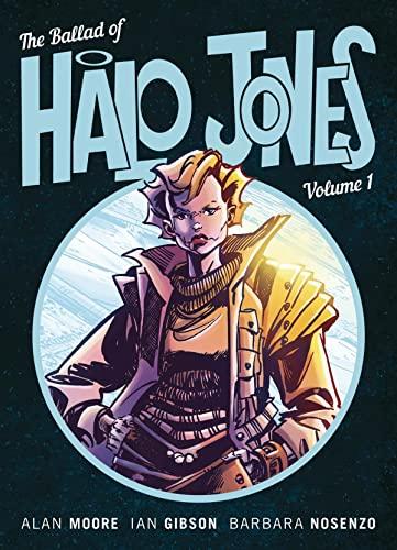 The Ballad Of Halo Jones Volume 1 By Alan Moore