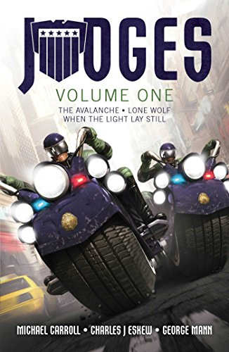 JUDGES Volume One By Michael Carroll