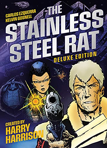 The Stainless Steel Rat By Comic script by Kelvin Gosnell
