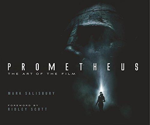 Prometheus: The Art of the Film (Film Tie in) By Mark Salisbury