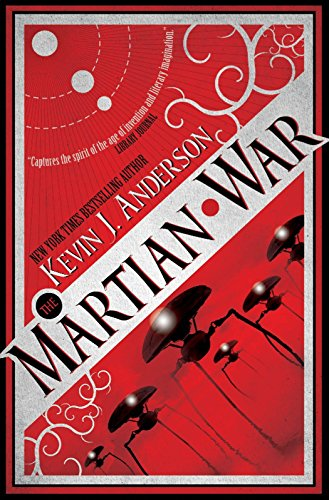 Martian War By Kevin J. Anderson