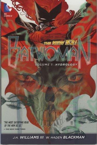 Batwoman By Haden Blackman