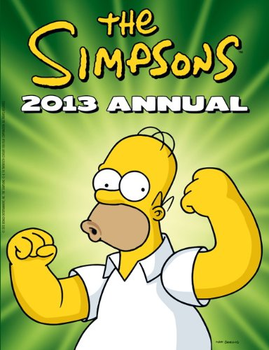 The Simpsons - Annual 2013 by Matt Groening