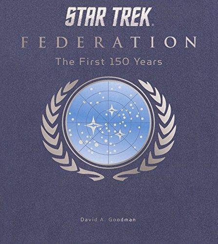 Star Trek Federation By David A. Goodman