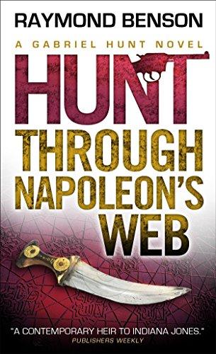 Hunt Through Napoleon's Web By Raymond Benson